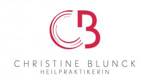 Visitenkarte Christine Blunck Heilpraktikerin München